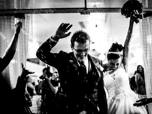 O casamento de Déborah e Diego