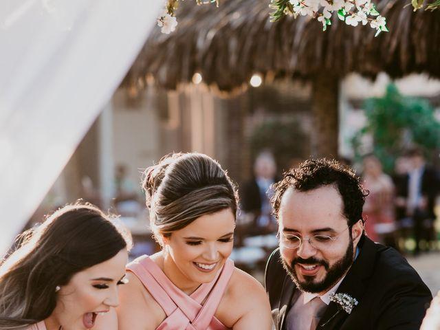 O casamento de Lidiana e Luís Filipe em Fortaleza, Ceará 42