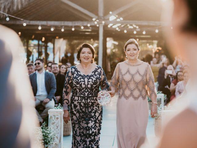 O casamento de Lidiana e Luís Filipe em Fortaleza, Ceará 46