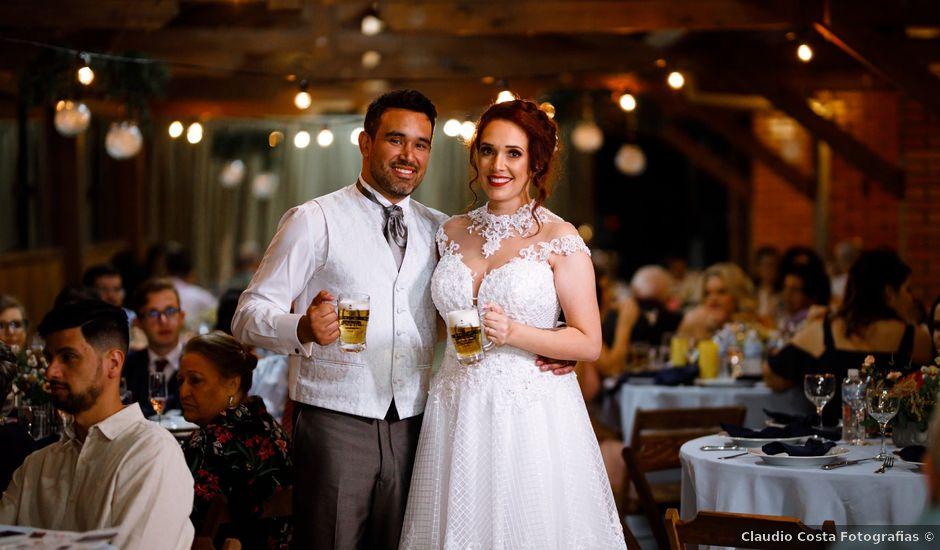 O casamento de Rodolfo e Paula em Curitiba, Paraná