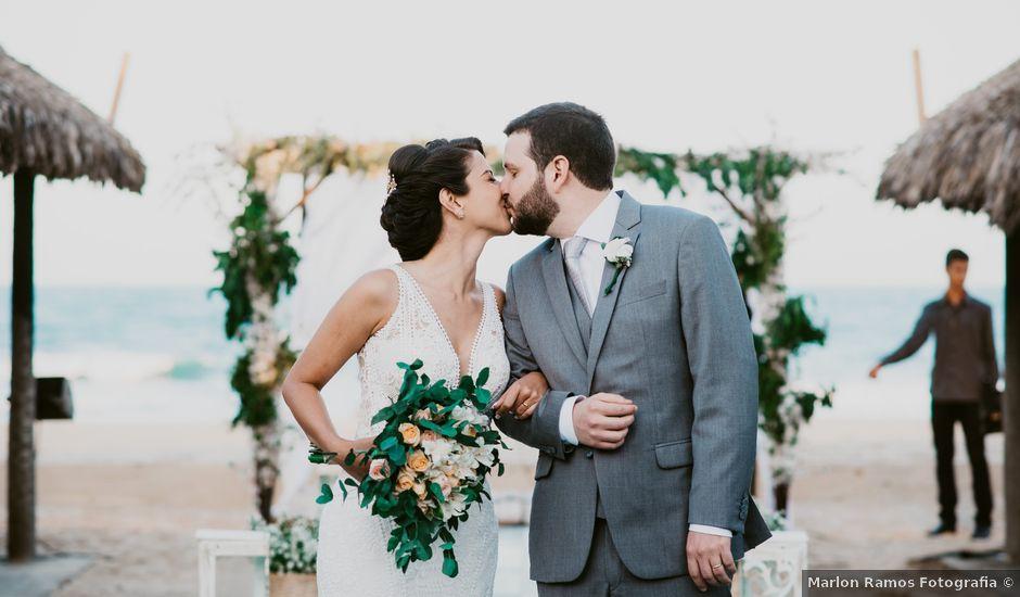 O casamento de Lidiana e Luís Filipe em Fortaleza, Ceará