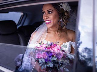 O casamento de Kátia  e Ari