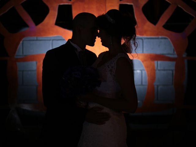 O casamento de Mariana e Matheus