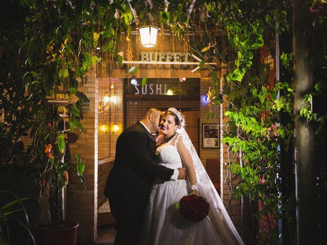 O casamento de Geice e Clayton