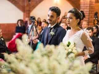 O casamento de Larissa e Laio e Laio 2