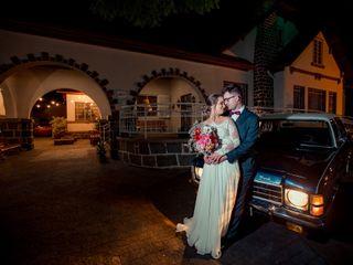 O casamento de Fernanda e Rafael