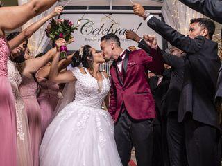 O casamento de Fabiana e Mateus