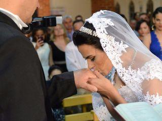 O casamento de Vanessa  e Janduir Cesar