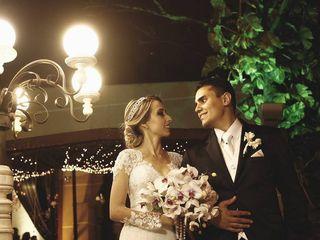 O casamento de Rafaela e Pedro