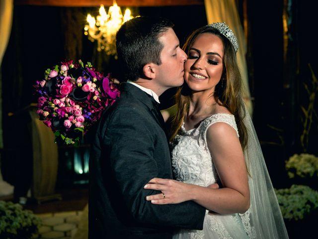 O casamento de Rebecca e Danilo