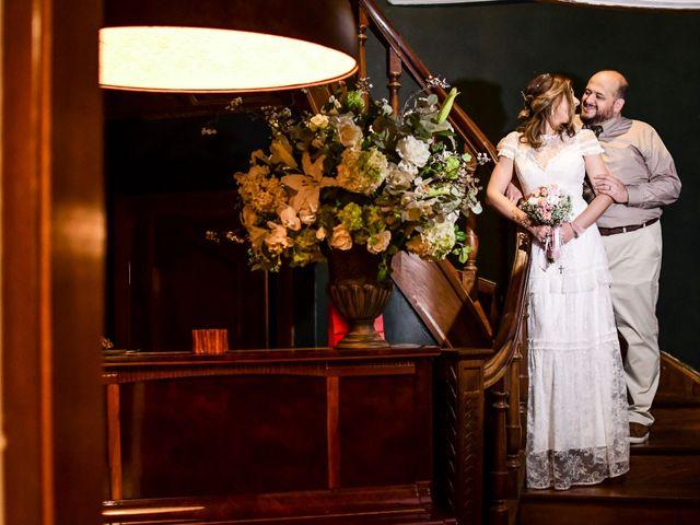 O casamento de Jouzi e Ricardo