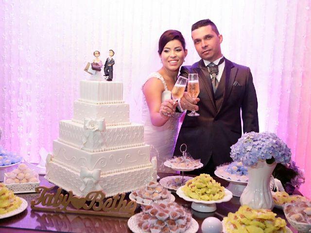 O casamento de Fabiana e Carlos