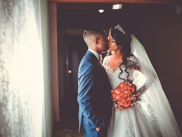 O casamento de Giovana e Natan