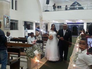 O casamento de Evanio e Vanessa 1