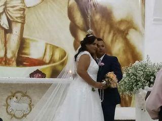 O casamento de Evanio e Vanessa 2