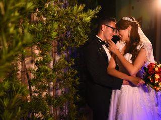 O casamento de Alice e Igor 1