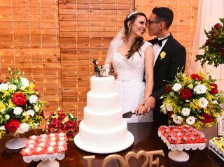 O casamento de Alice e Igor
