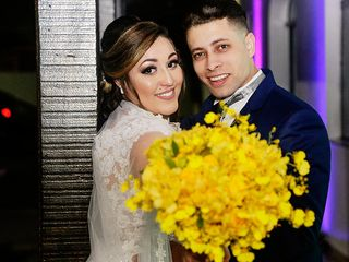 O casamento de Bruna e Rodrigo