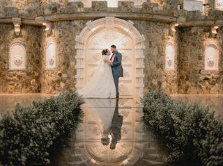 O casamento de Andreza e Leandro