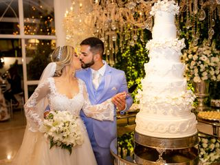 O casamento de Nayume e Gabriel
