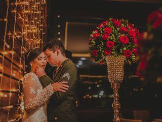 O casamento de Amanda e Micael