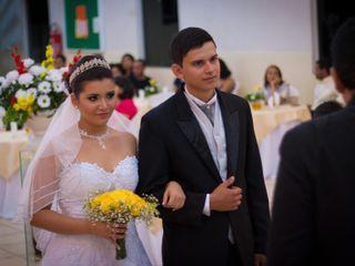 O casamento de Nathalia e Leonam