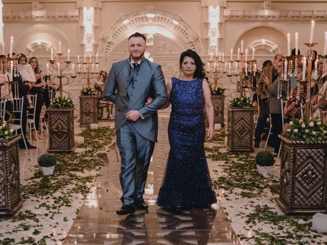 O casamento de Leandro e Andreza em Ribeirão Pires, São Paulo 17