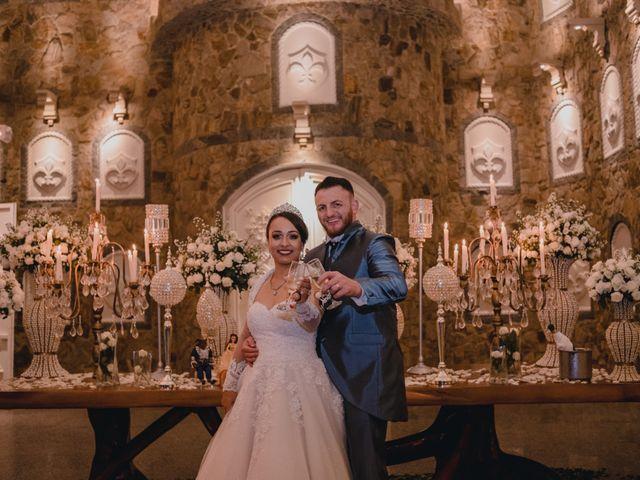 O casamento de Leandro e Andreza em Ribeirão Pires, São Paulo 59