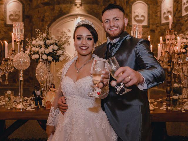 O casamento de Leandro e Andreza em Ribeirão Pires, São Paulo 60