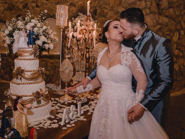 O casamento de Leandro e Andreza em Ribeirão Pires, São Paulo 61