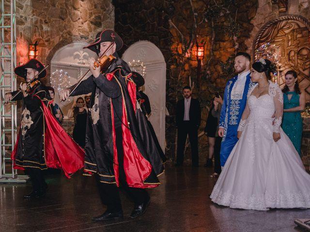 O casamento de Leandro e Andreza em Ribeirão Pires, São Paulo 68