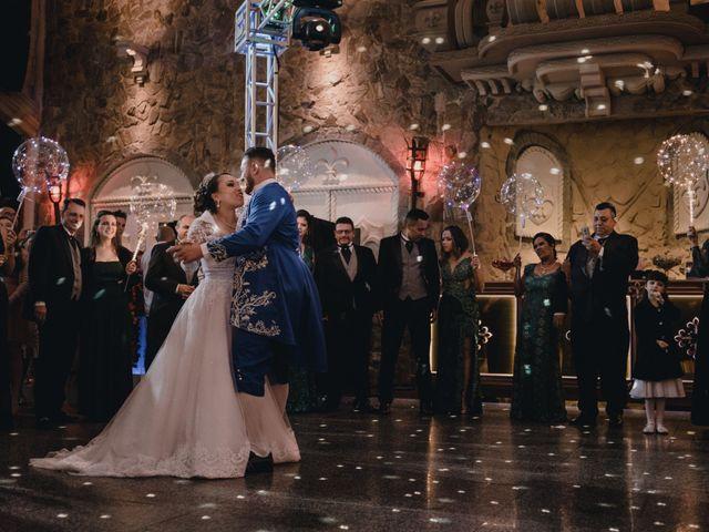 O casamento de Leandro e Andreza em Ribeirão Pires, São Paulo 70