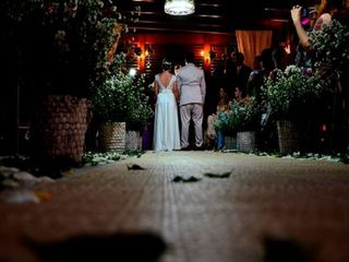O casamento de Renata e Moacir