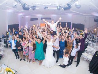 O casamento de Bianca e Raphael