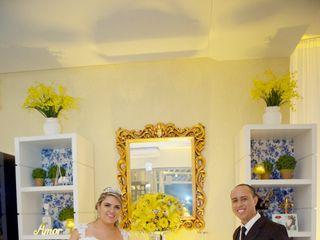 O casamento de Nadielle e Julio
