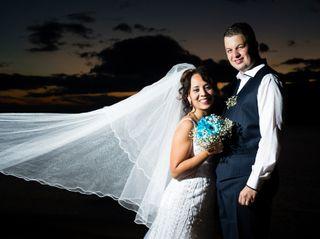 O casamento de Tathiana e Daniel