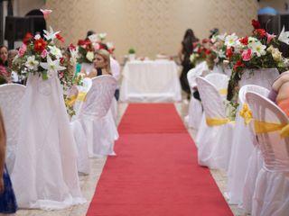 O casamento de Rosy e Richard 3