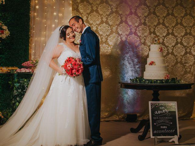 O casamento de Francisco e Suellen