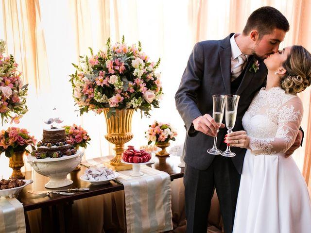 O casamento de Ana Júlia e Maurício