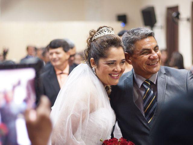 O casamento de Rosy e Richard
