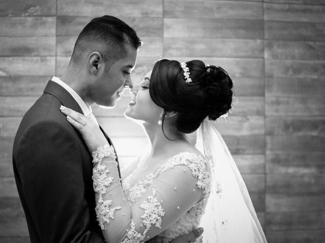 O casamento de Shirley e Diego