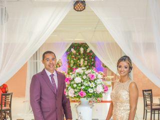 O casamento de Crislei e Ivisson 2