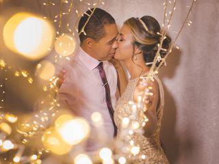 O casamento de Crislei e Ivisson