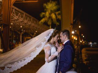 O casamento de Nathalia e Henrique