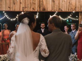O casamento de Carol e Marcus 1