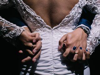 O casamento de Carol e Marcus 3