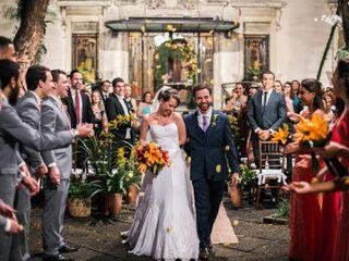 O casamento de Ana e Caio