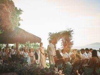 O casamento de Bruna e Thiago