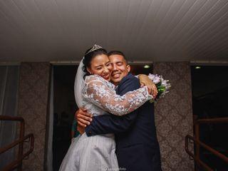 O casamento de Júlia e Cleiton