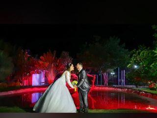 O casamento de Neia e Wagner 1